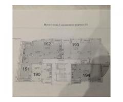 1-к квартира, 42 м², 4/16 эт.