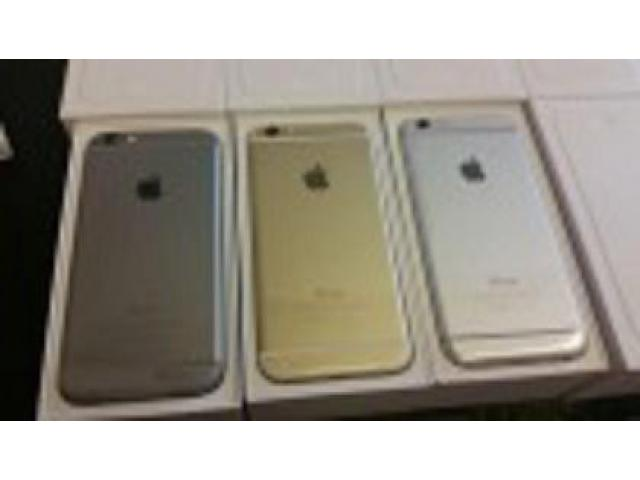 Apple iPhone 6-16Gb/Gold/в пленках