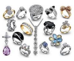 Продажа ювелирных украшение по низким ценам