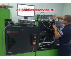 Ремонт насос форсунок дизеля Scania P, R, T, HPI, XPI;